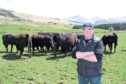 Ewen Campbell felt the original herd was not coping as well as it should in the environment
