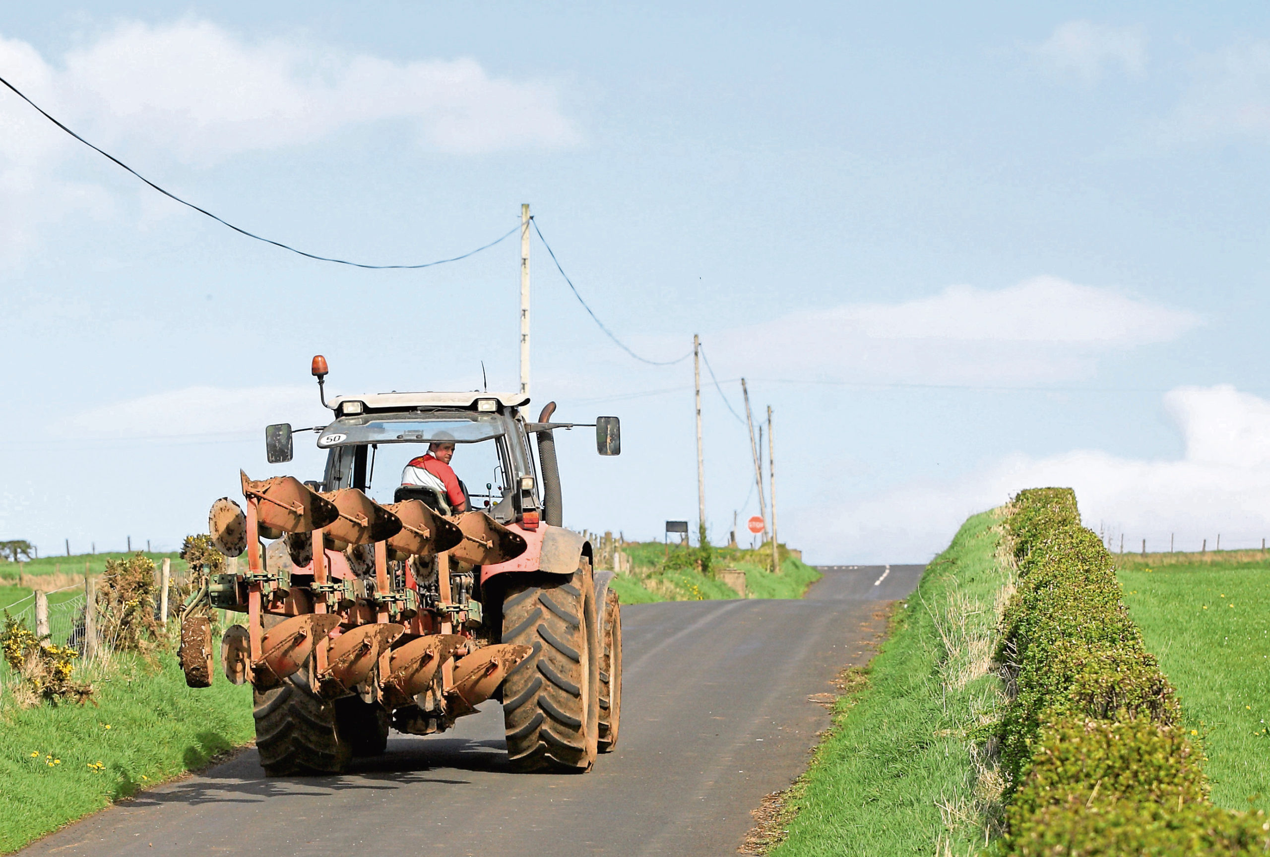Farmers are being urged to look at situations with a fresh pair of eyes and help each other by pointing out risks when they see them.