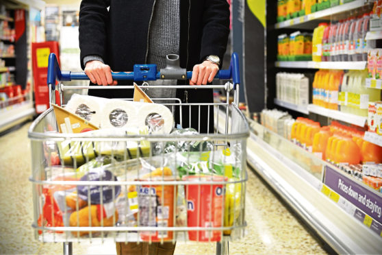 The government has said it will work to ensure British shoppers do not suffer a lowering of standards in future trade deals.