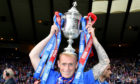 Carl Tremarco was a 2015 Scottish Cup winner