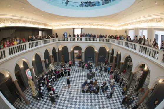 Aberdeen Art Gallery will reopen on Thursday