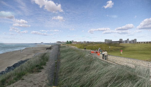 RGU graduates have re-imagined the  waterfront areas in Aberdeen and Orkney.