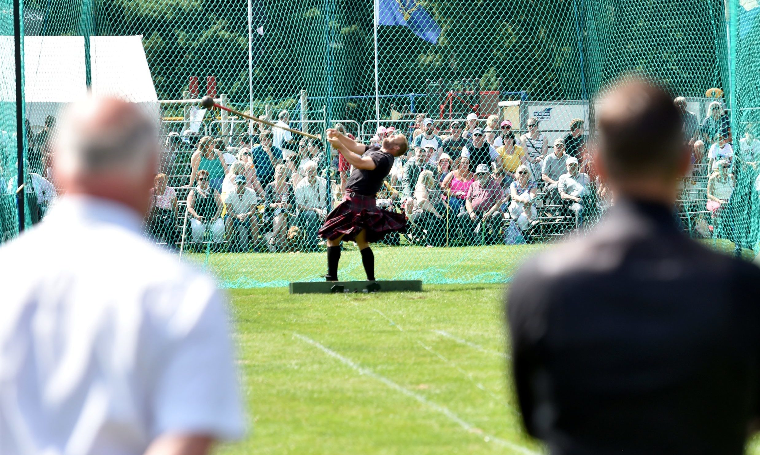 Aboyne Highland Games 2019. Picture by Colin Rennie