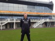 Adrian Neill is gearing up for the return of international cricket. Pic: Cricket Scotland.
