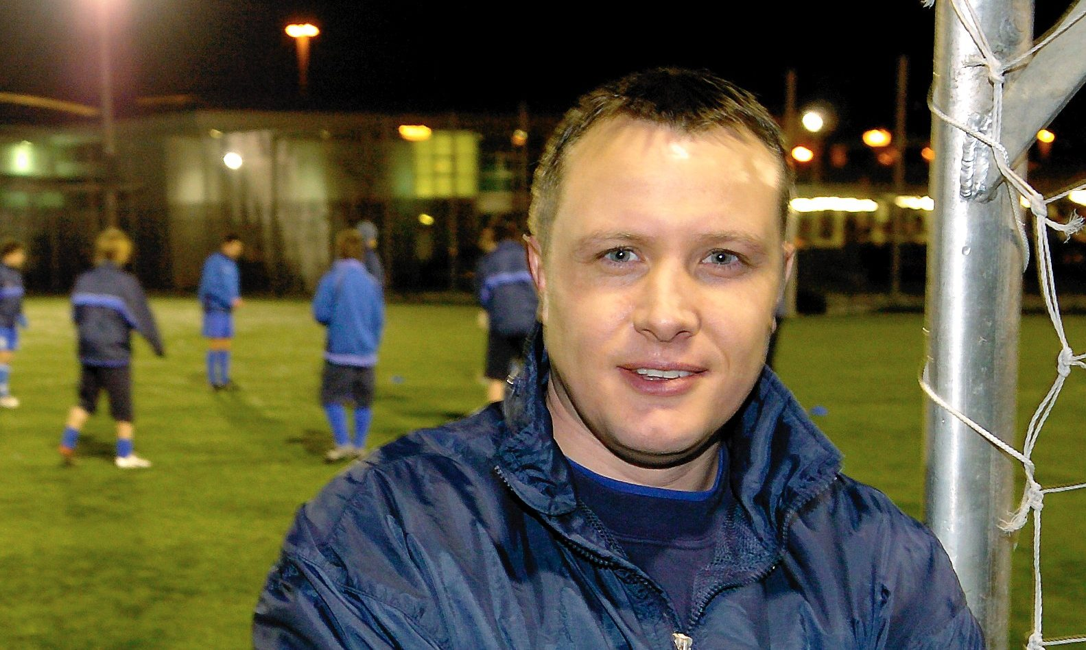 David Hagen played for Peterhead FC between 2004-2006.         .