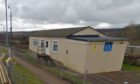 The current army cadet hut,