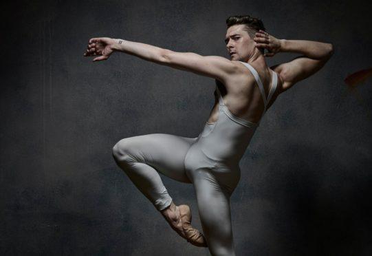 Aberdonian Greig Matthew will perform at DanceLive 2020.