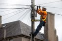 """New full fibre broadband is to rolled out in the north and north-east's """"harder to reach"""" towns and villages."""