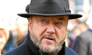 George Galloway.