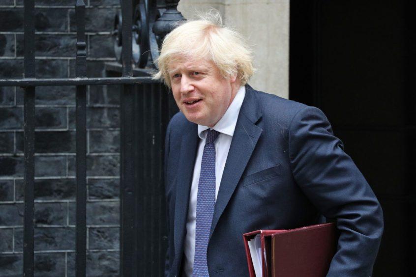 Boris Johnson has come under fire from Scottish care home operators.