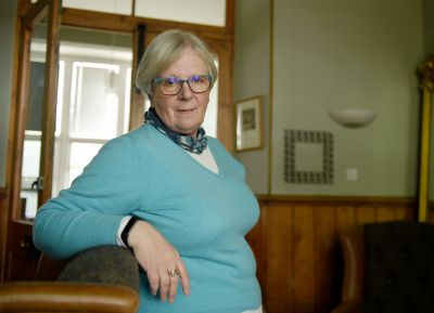 Cancer survivor Jane Cumming is urging people not to delay going to the doctor with worrying symptoms during the Covid-19 pandemic. Picture by Sandy McCook