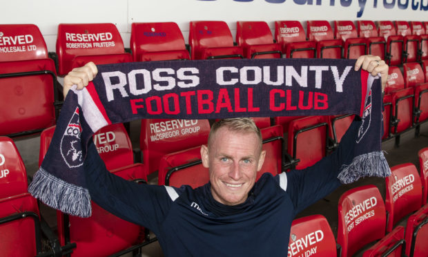 Carl Tremarco joined Ross County this month