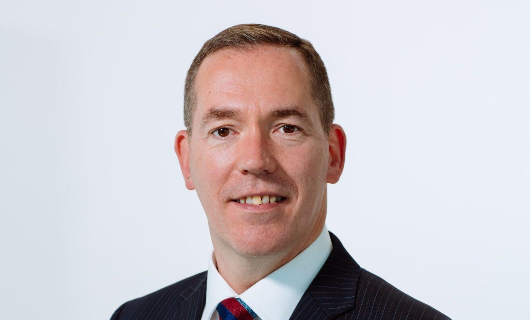 NHS Shetland Chief Executive Michael Dickson.
