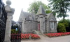 The East Gate Lodge in Duthie Park, Aberdeen which will be converted to house an outdoor nursery over the next year.