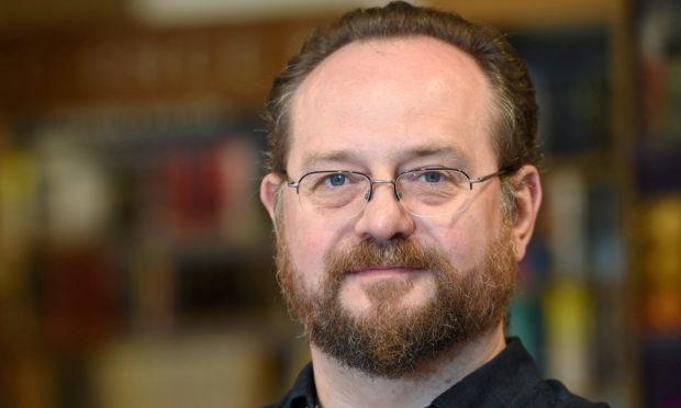 Author Stuart MacBride