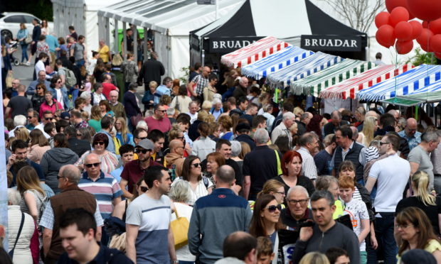 Taste of Grampian 2019