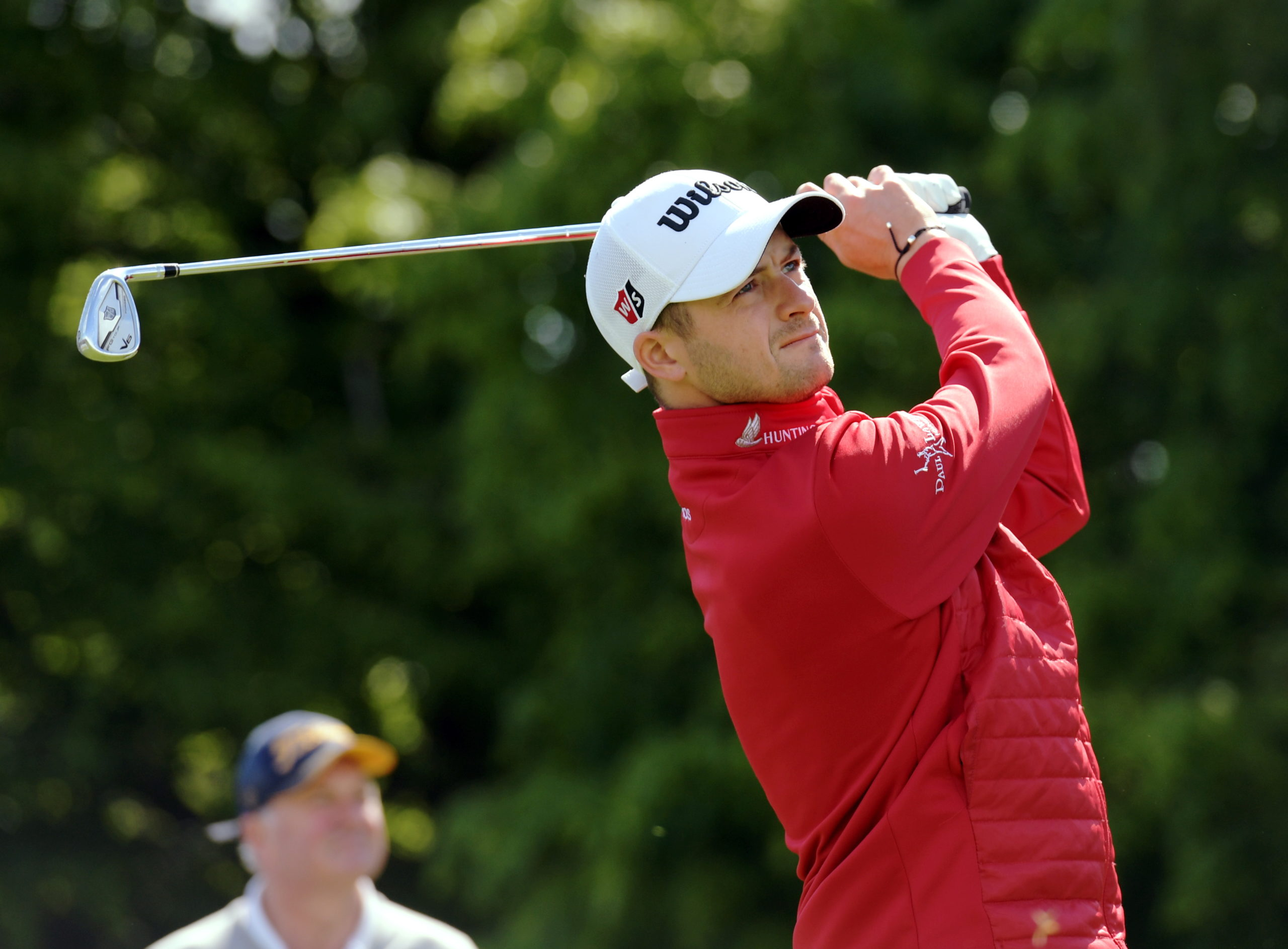 Aberdeen golfer David Law. Picture by Kath Flannery.