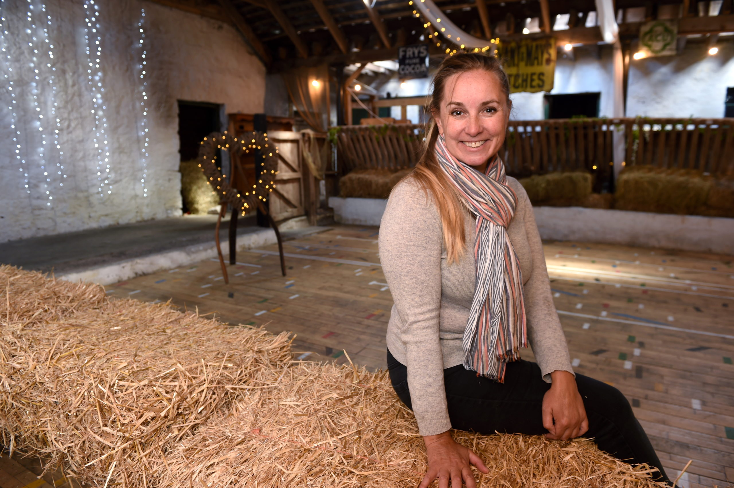 Jo De Sylva is keen to get their wedding business back in operation. Picture by Sandy McCook.