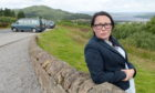 Highland councillor Kirsteen Currie