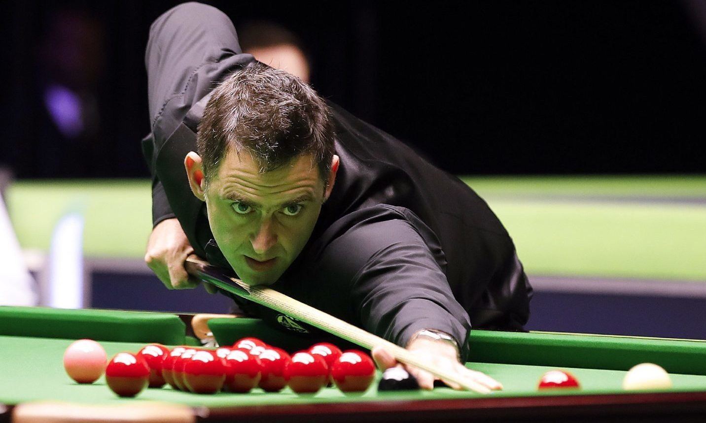 Ronnie O'Sullivan won his sixth world title.