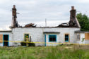 Chapelton Farm fire in Inverness.