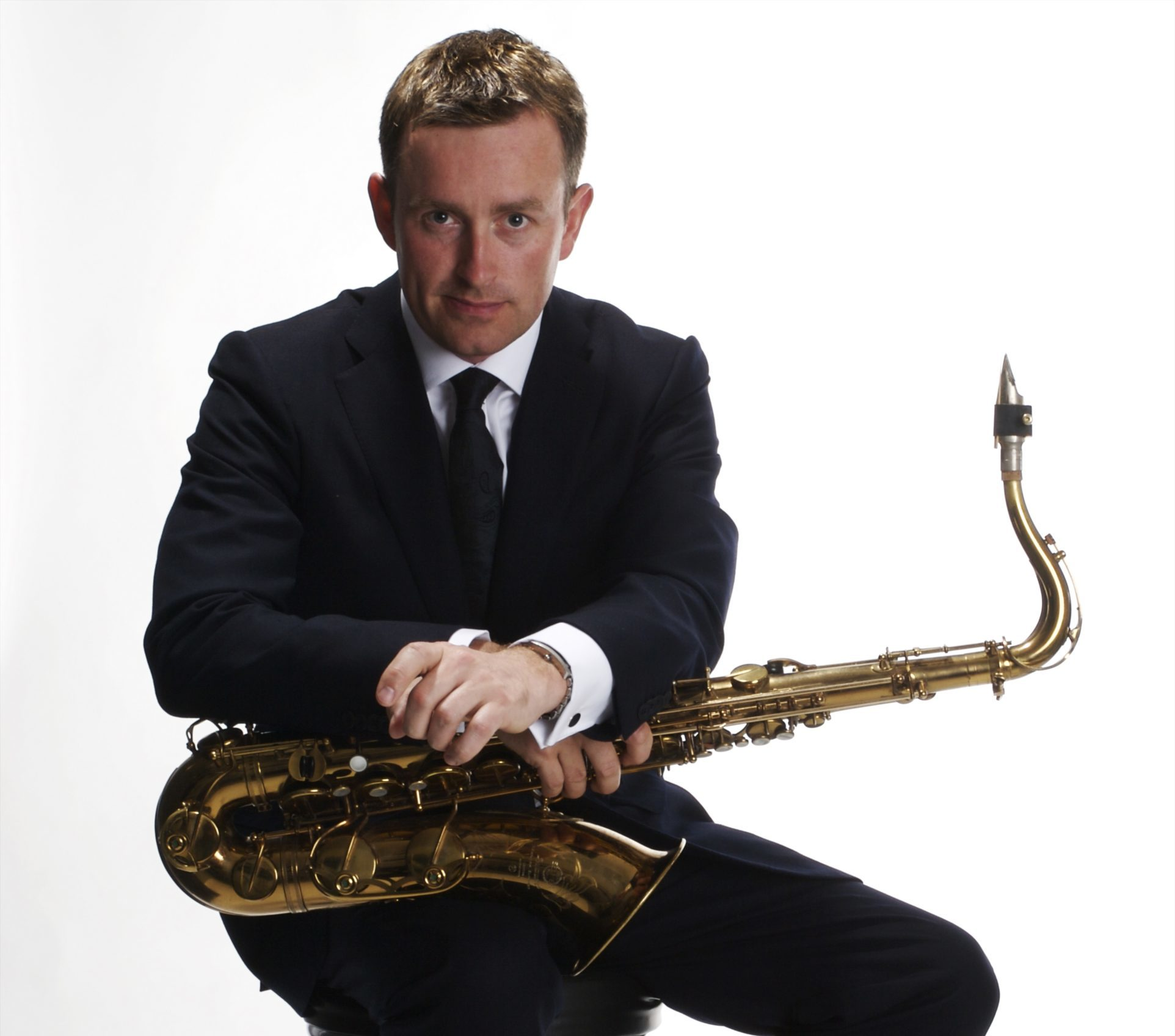 Tommy Smith has created a charity single with the Scottish National Youth Jazz Orchestra.