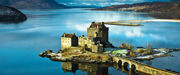 A three-night stay at Eilean Donan Castle is a among dozens of prizes featured in the Marie Curie online auction.