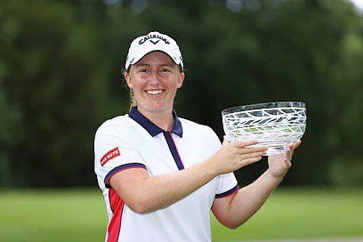 Dryburgh won back to back events on the Rose Ladies Series.