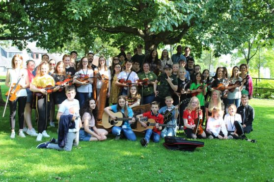 Scottish Culture & Traditions (SC&T) hopes to increase the number of young people across Aberdeen and Aberdeenshire taking part in its activities.