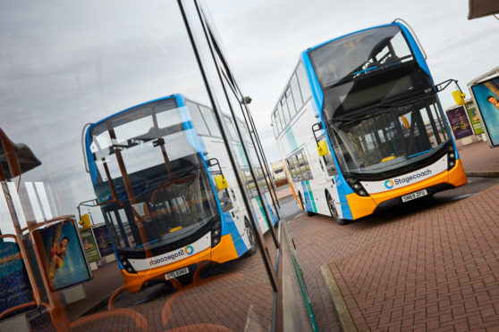 DRIVEN DOWN: Scottish transport giant Stagecoach is looking to diversify its operations after Covid-19 tore a large hole in its annual figures