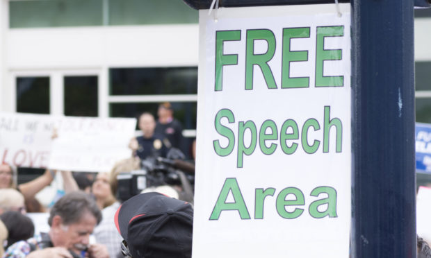 National Secular Society chief warns new abuse laws 'seriously risk chilling free speech'