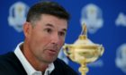 Europe will be led by Padraig Harrington.