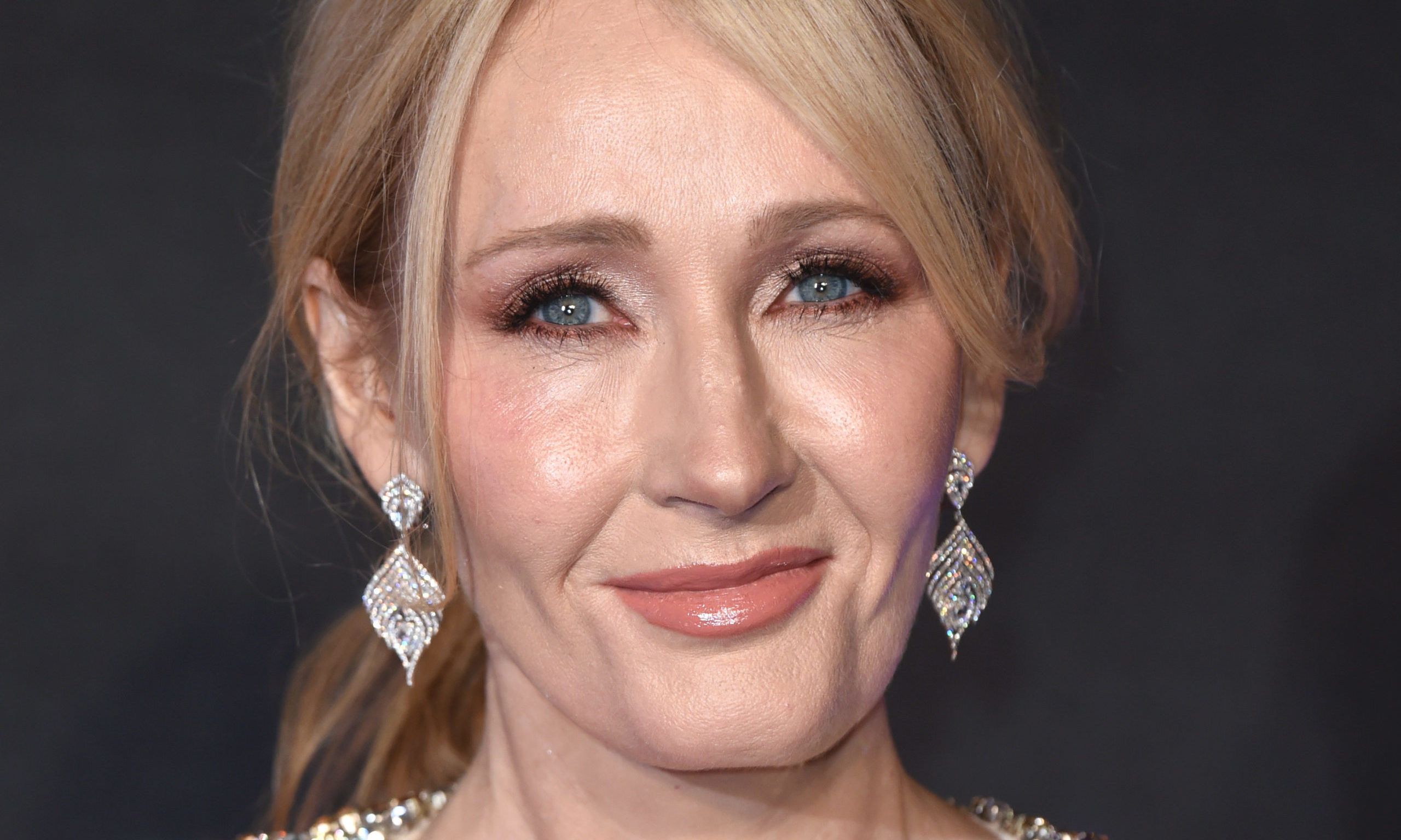 Harry Potter author JK Rowling.