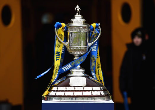 There are plans to reduce the participants in the Scottish Cup to 52