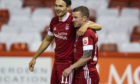 Ryan Hedges scored a hat-trick for the Dons
