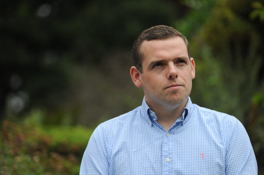 MP Douglas Ross is concerned about respite flat in Elgin