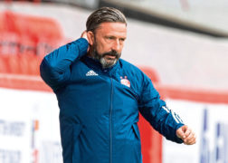 Aberdeen prepared to play Hamilton Accies and Celtic fixtures despite player shortage