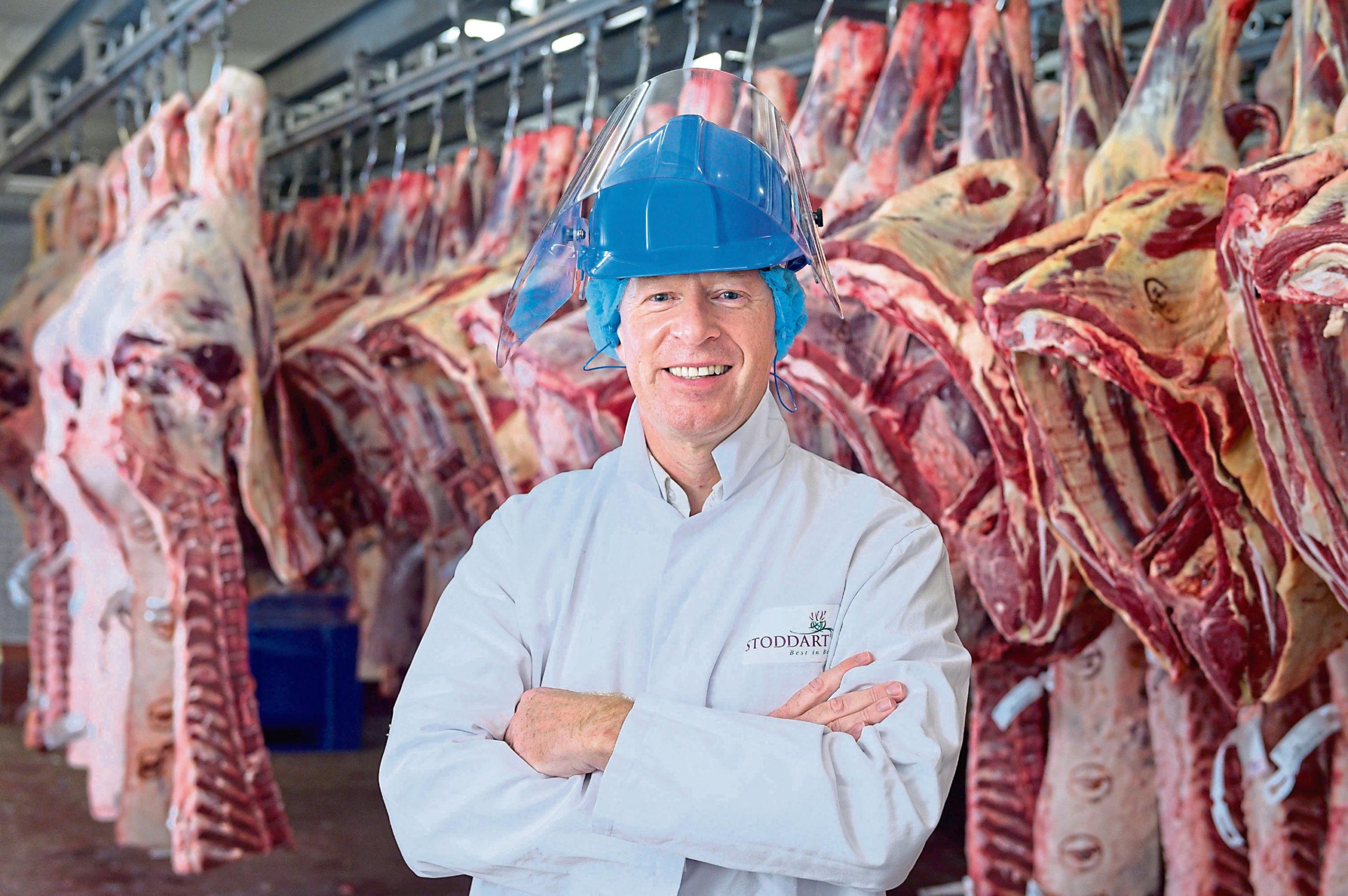 AK Stoddart's managing director, Grant Moir.