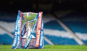 Ross County draw Celtic and Aberdeen will visit St Mirren in Betfred Cup last-16
