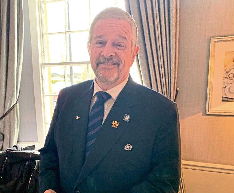 Mackie FPs RFC administrator Bob Richmond.