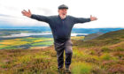 Actor Jimmy Yuill is the voice and face of the Highland Time campaign promoting slow, responsible and sustainable tourism in the region