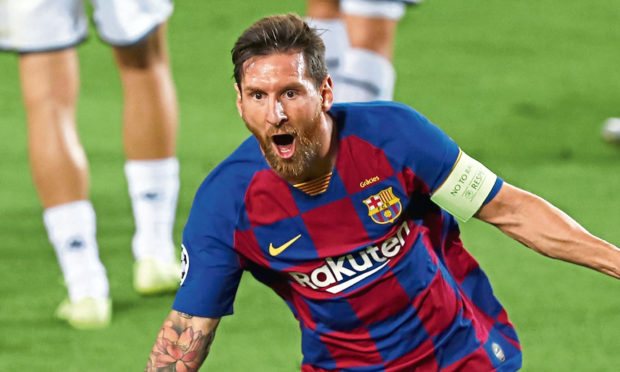 Steve Archibald wonders who will replace Lionel Messi at Barcelona.
