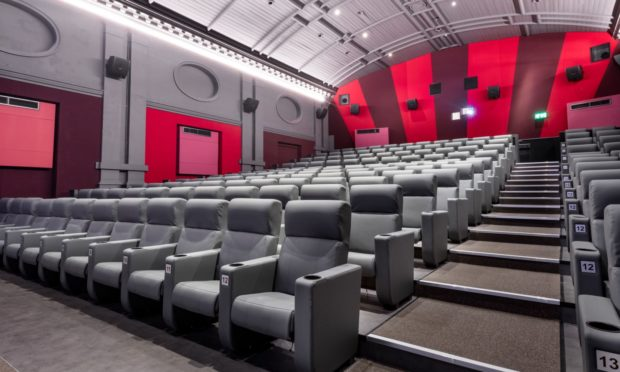 The opening for the new Peterhead cinema complex has been announced.