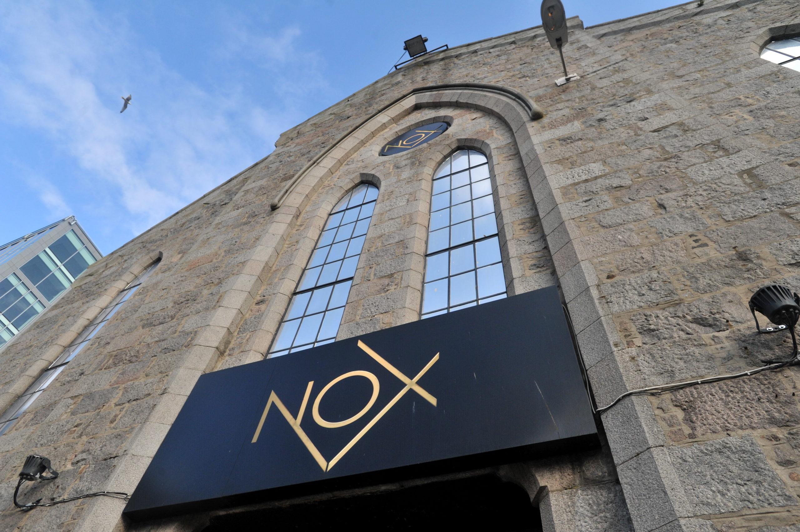 Nox, Justice Mill Lane, Aberdeen.
