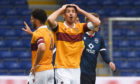 Motherwell defender Declan Gallagher.