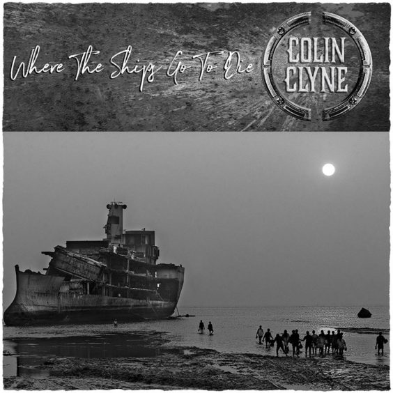 Colin Clyne's new single is the stunning Where the Ships Go to Die.