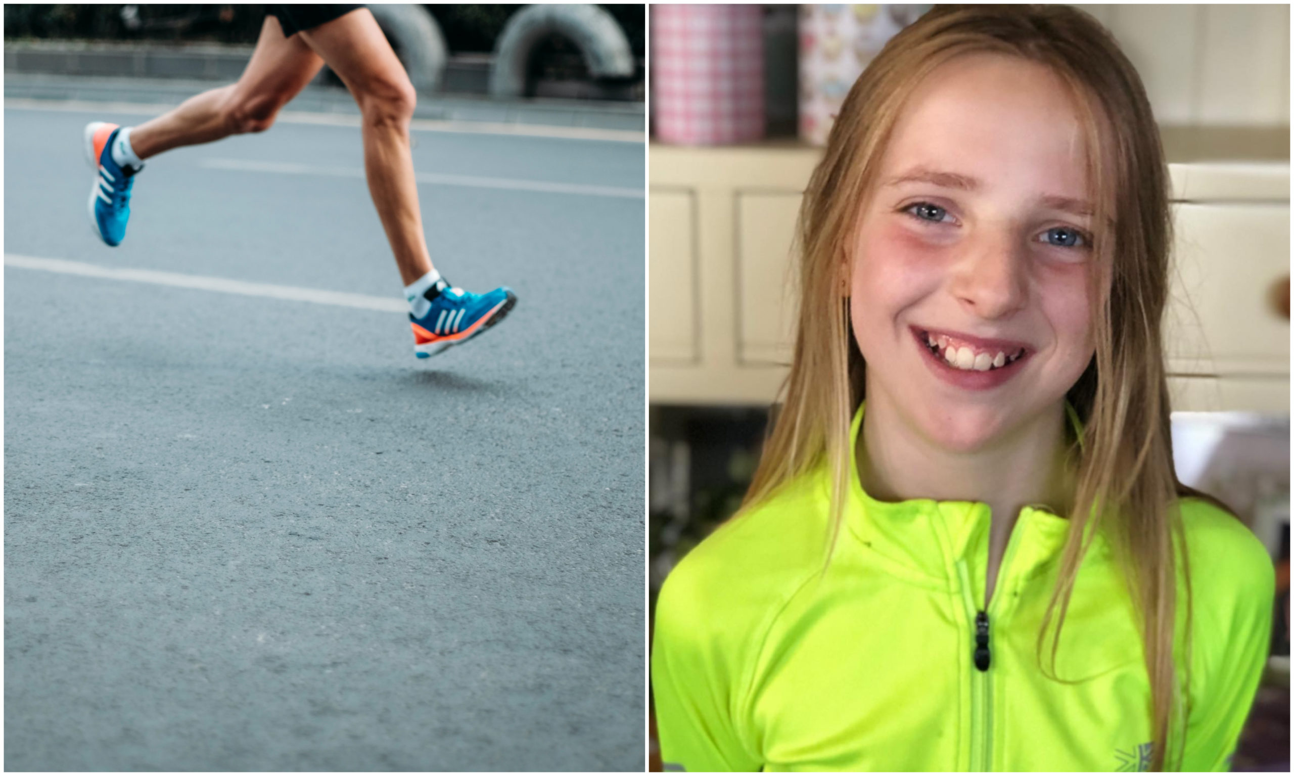 Catherine Donner is running 100 miles in 50 days for local causes on Lewis