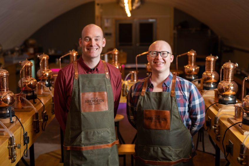 Alan Milne and Dan Barnett.