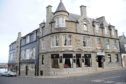 The Royal Hotel in Fraserburgh.