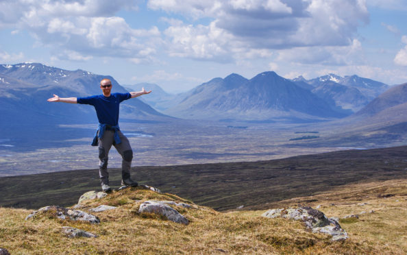 The hills are alive with the sound of…Ben Dolphin